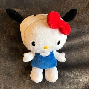 Pochacco Hello Kitty